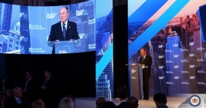 Mikheil Janelidze has attended the Global Business Forum organized by Bloomberg