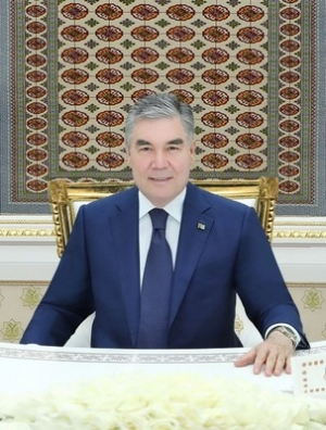 The President of Turkmenistan and the King of Bahrein share opinions on perspective of cooperation