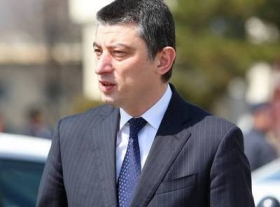 Georgian Dream names Giorgi Gakharia as candidate for post of Prime Minister