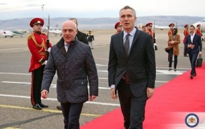 Jens Stoltenberg's visit gives yet another powerful impetus to Georgia's integration with NATO – David Zalkaliani
