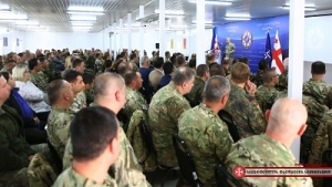 NATO-Georgia Exercise 2019 Closing Ceremony