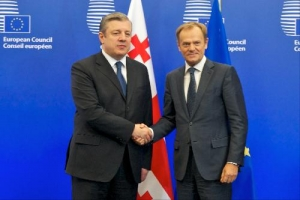 Donald Tusk confirms EU support for the stability and security of Georgia