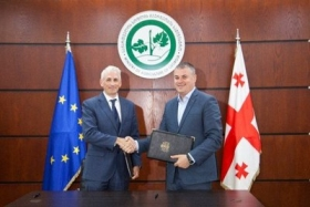 UNDP and Government of Georgia commit to GEL 6.8 million rural development initiative funded by EU and Government of Adjara