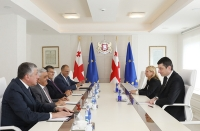 Prime Minister's Meeting with SOCAR President