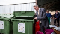 EU and Georgian Government launch pilot green waste separation, collection and recycling project in Marneuli