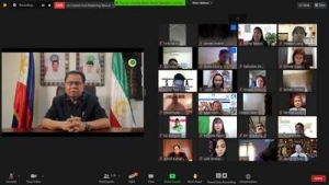 Inter-continental Online Conference to Discuss the Role of Peace Education